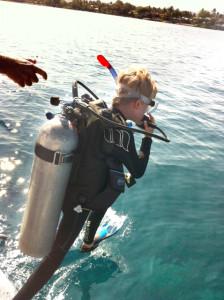 scuba-diver